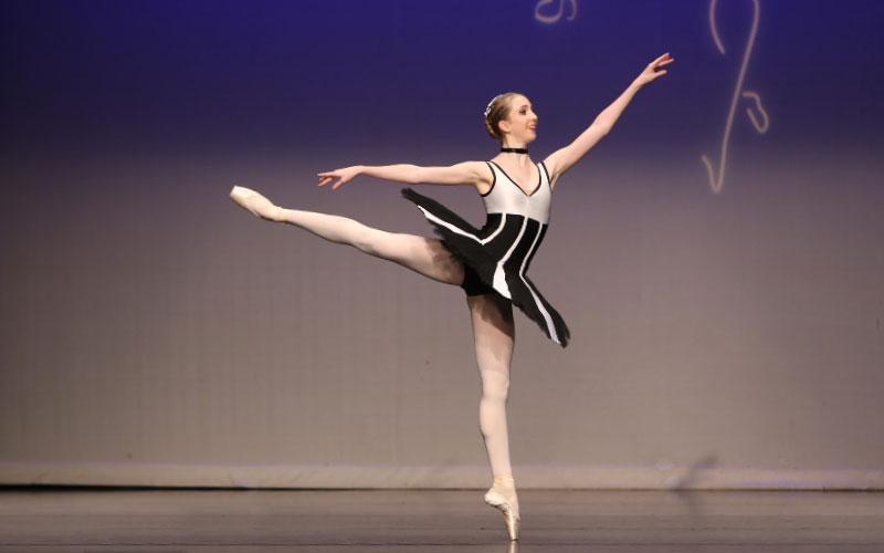 Caitlin Cowhig starts her new career as a Ballerina in Switzerland - Dental Wellness